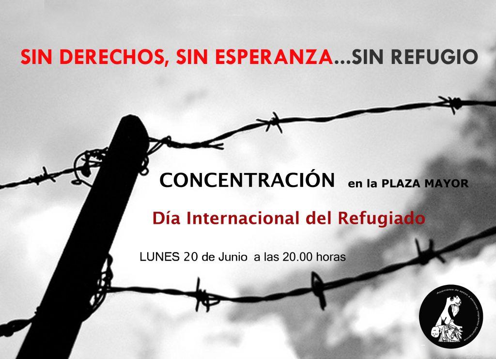 Concentración Día Internacional del Refugiado 4 copia